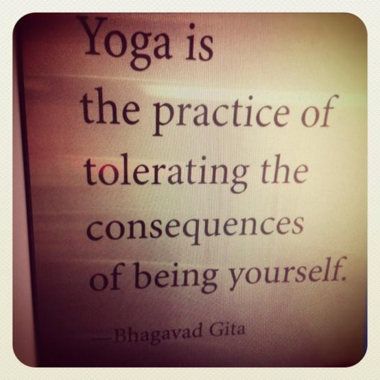 Bhagavad Gita Yoga The Bhagavad Gita or the Yoga