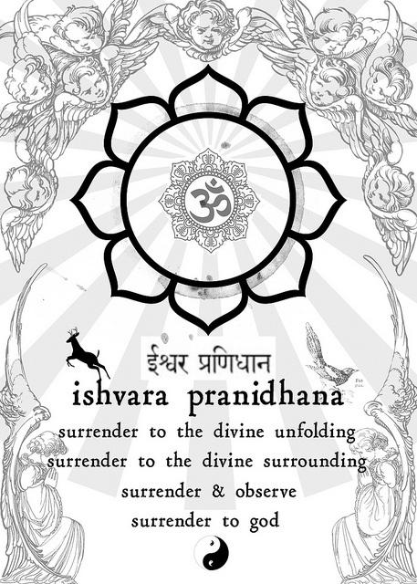 surrender ishvara pranidhana