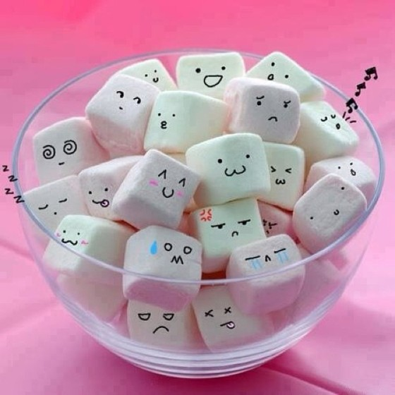 emotional sugar cubes